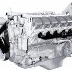 Engine YaMZ-240