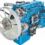 Engine YaMZ-536