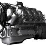 Engine YaMZ-7511