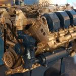 Engine YaMZ-7E846