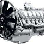 Engine YaMZ-850